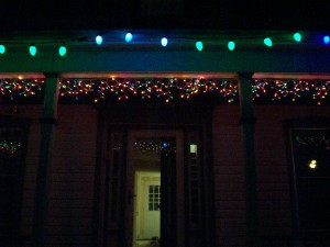 Christmas Lights 2008