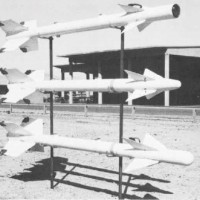 Various Sidewinder Missiles - Public Domain Image